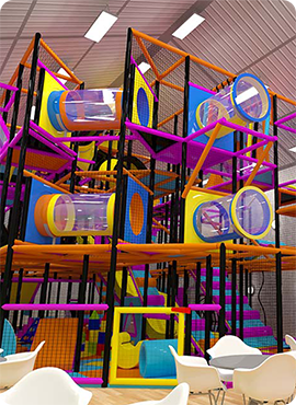 Indoor Soft Play by Play Revolution